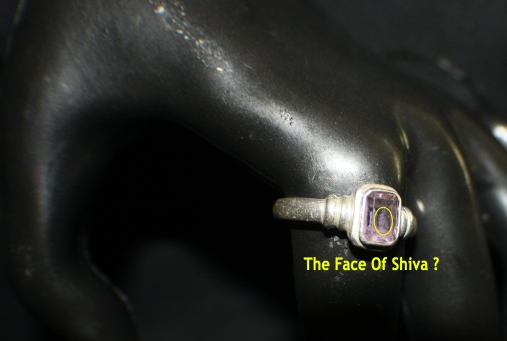 Haunted Ring2Shiva