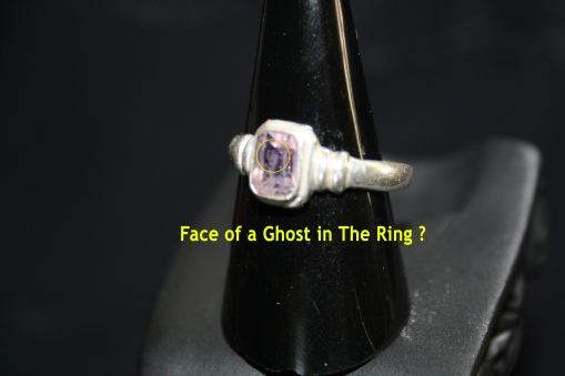 Haunted Ring8Female Face