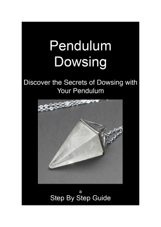 Pendulum Dowsing copy